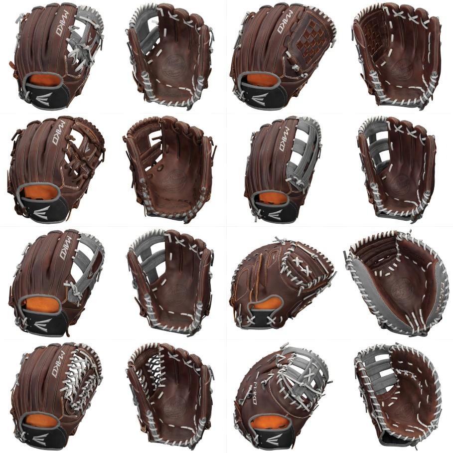 Easton Mako Legacy Baseball Gloves