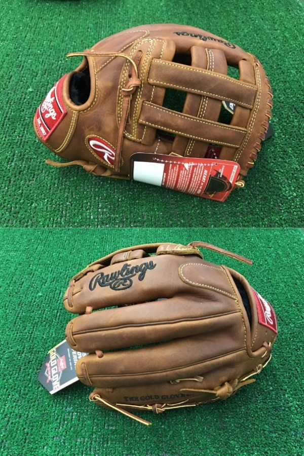 Rawlings GGC April 2017: Rawlings Heart of the Hide PRO12-6TI