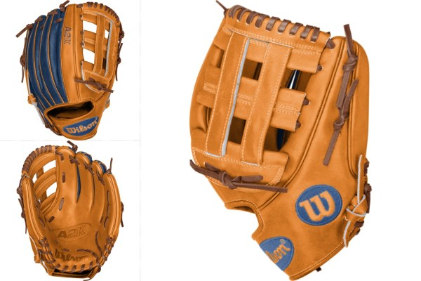 David Wright's Glove for 2017
