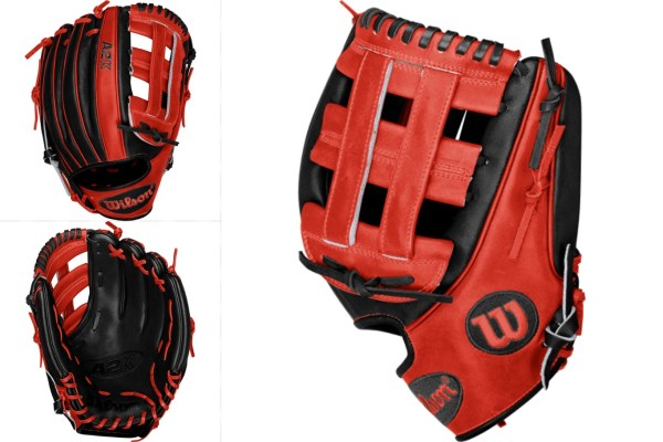 Maikel Franco's Game Glove