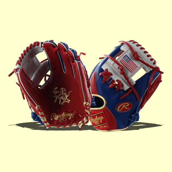Rawlings Heart of the Hide PRO204-2SRW