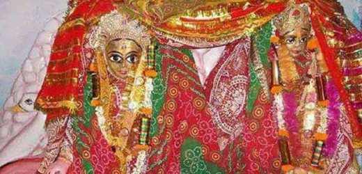 नवरात्र स्पेशलः जानिए दशरथ नंदन लक्ष्मण और सोनाडीह की भगवती का क्या है बलिया कनेक्शन