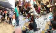 सुखपुरा कस्बे में खिचड़ी महोत्सव