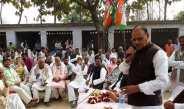 भोलानाथ पांडेय ने अंचल को जिताने का आह्वान किया