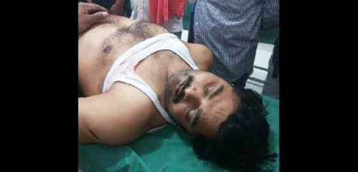 जौनपुर में पुलिस वाहन की चपेट में आटो चालक की मौत