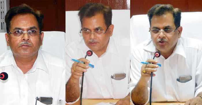 सुरेंद्र विक्रम अब विशेष सचिव