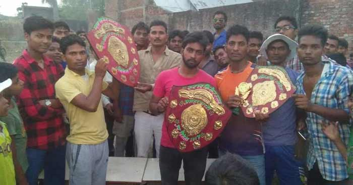 हरफनमौला चन्दन कुमार ने मैन आफ द मैच व सिरीज दोनों पर कब्जा जमाया