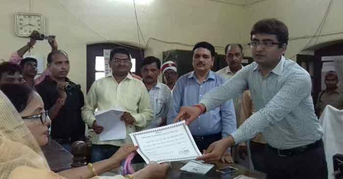 उप चुनाव में गाजीपुर जिला पंचायत अध्यक्ष पद पर सपा की जीत