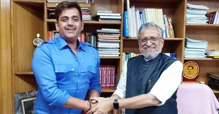 यूपी-झारखंड की तरह बिहार में भी भोजपुरी फिल्मों को मिले सब्सिडी – रवि किशन