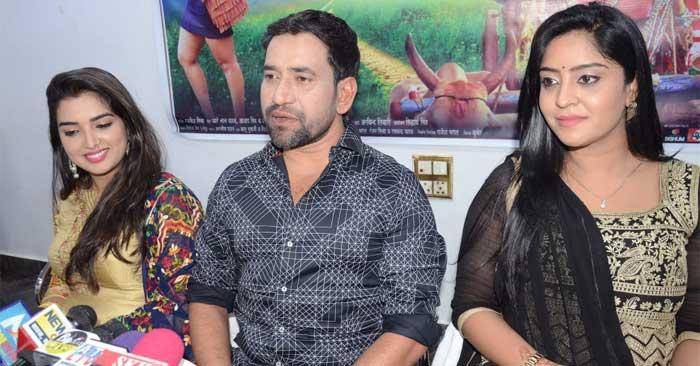 छठ पूजा के अवसर पर 14 नवम्बर को रिलीज होगी फिल्म 'निरहुआ हिंदुस्तानी 3'
