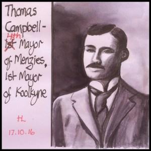 Thomas Campbell - #Inktober2016