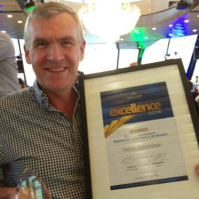 Horizon Motorhomes are the Manufacturer of the Year... Again!