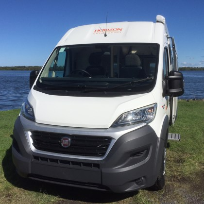 Horizon Melaleuca Motorhome LWB SOLD - Stock No: 8074