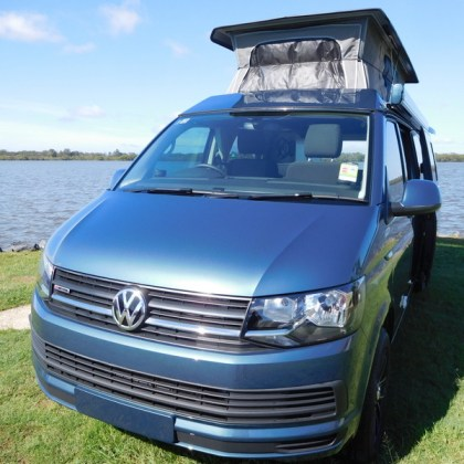 Frontline VW T6 4 Motion 132kW LWB - Stock No: 8123