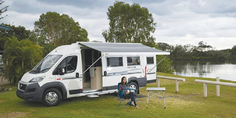 Trade RV Online Magazine – Horizon Motorhomes Melaleuca Review – July 2017