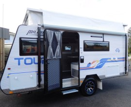 Millard Toura 15.6 Pop Top Caravan Stock No: 8261