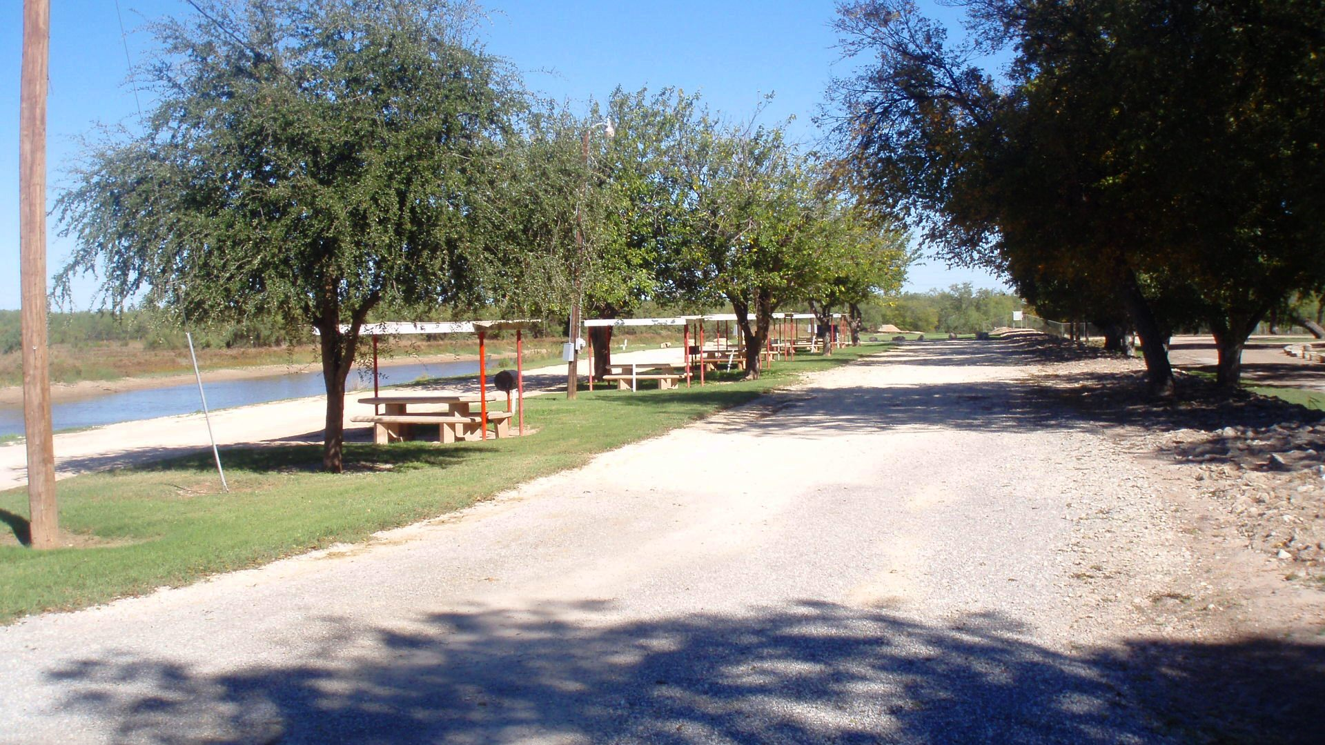 RV and Camping Sites | Welcome to Ballinger