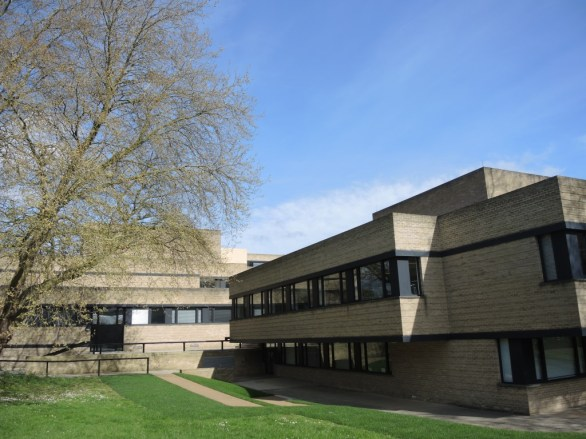 English & Law Faculty (St Cross Building)