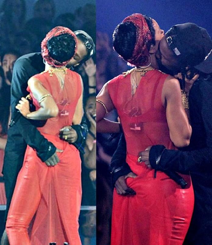 Resultado de imagen para Rihanna y ASAP Rocky