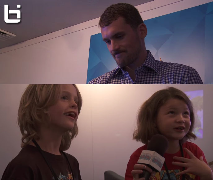 Kids interview Kevin Love about free agency: Love says ...