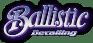 Ballistic Detailing Logo
