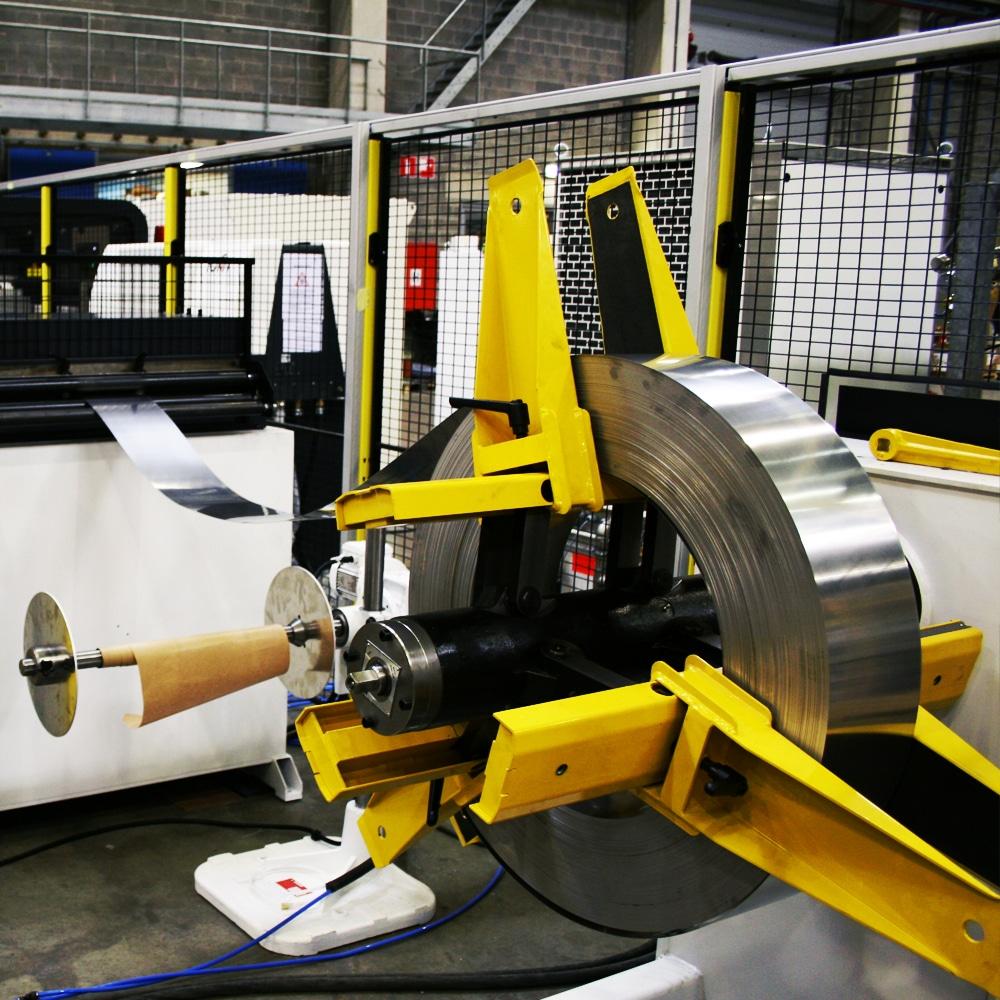 Automatisatie Automatisation Materiaalstroom Balliu Laser machines