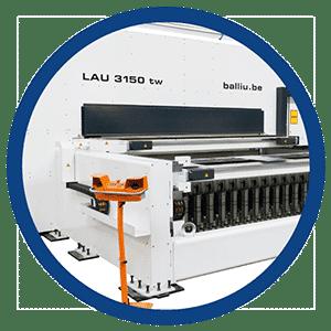 Balliu Laser machine Ohio Amerika America Machine voor specifieke ablatieprocessen