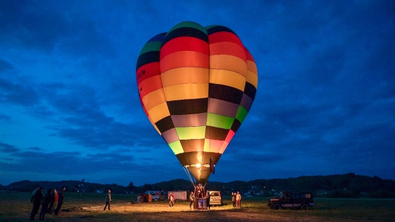 Croatia Hot Air Balloon Rally 2017
