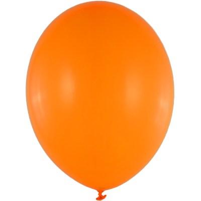 Latexballon 60cm orange