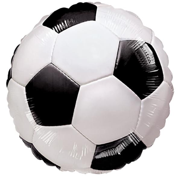 Fussball Folienballon 45cm BALLONI