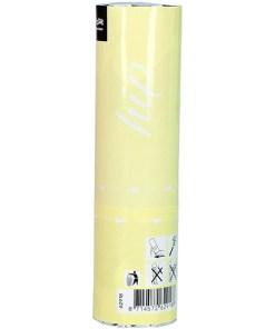 Konfettishooter Pastel, rosa, gelb, mintgrün, 3er Pack L15cm gelb