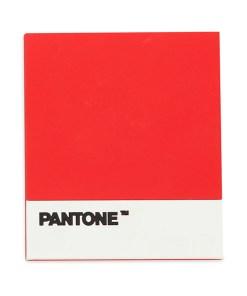 UNTERSETZER PANTONE ROT SILIKON 0,4x14,2x15,5cm