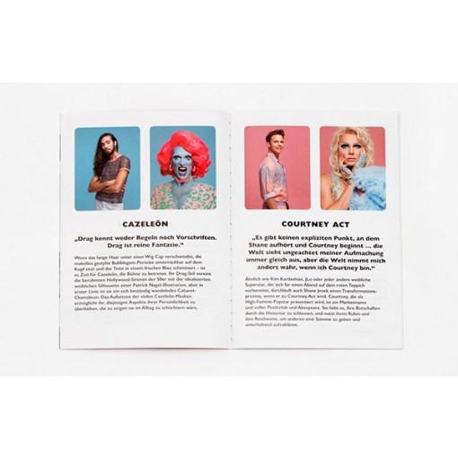 Drag Match, Finde den Vorher-Nachher-Look, Memo-Spiel, 40 Karten, 144x100x47mm, Bookletbeispiel 2
