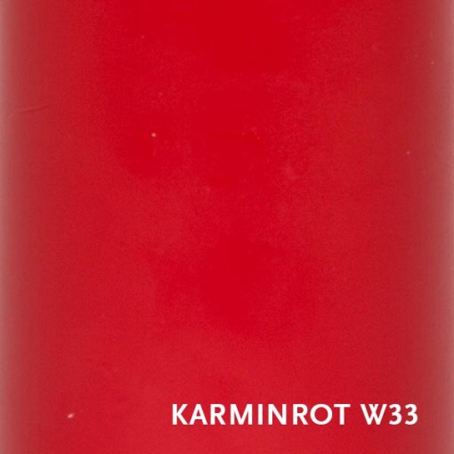 W33-karminrot