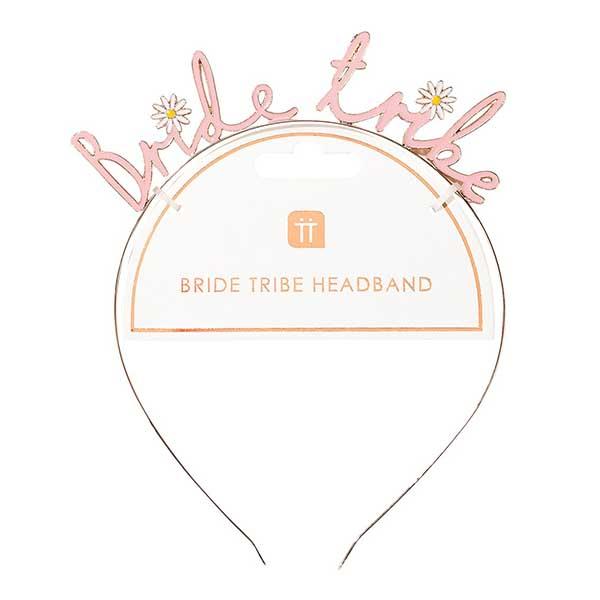 ''bride tribe'' Haarreif, Packung