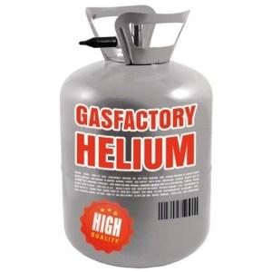 Helium gas tankje voor 50 ballonnen