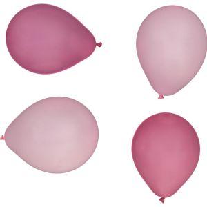 HEMA Ballonnen 23cm Roze/rood - 20 Stuks