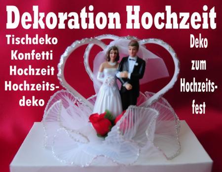 Hochzeit Dekoration zu Hochzeitsfesten