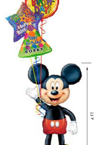 Happy Birthday Bouquet Mickey Mouse