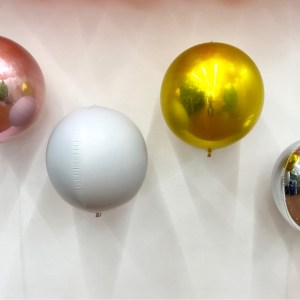 Spiegelballon 40 cm