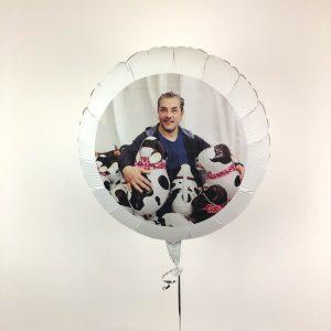 Foto-Ballon 45 cm