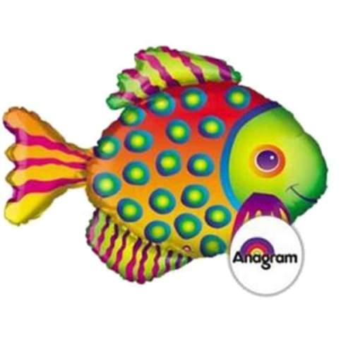 Μπαλόνι Τροπικό Ψάρι