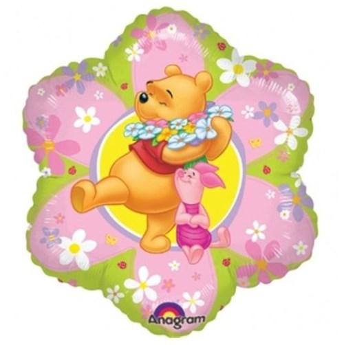 Μπαλόνι Winnie The Pooh λουλούδι