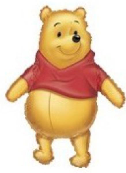 Μπαλόνι Winnie the Pooh