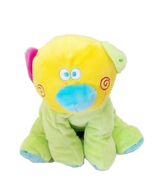 Λούτρινο πολύχρωμο Αρκουδάκι