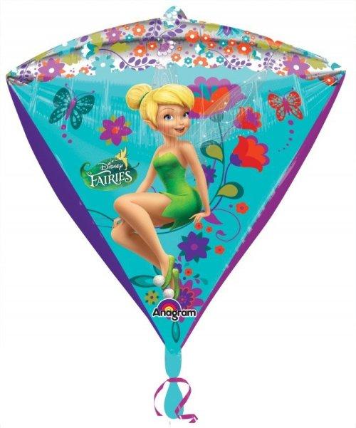 Μπαλόνι Tinkerbell τρισδιάστατο διαμάντι