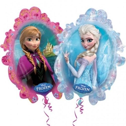 Μπαλόνι Frozen Elsa & Anna street