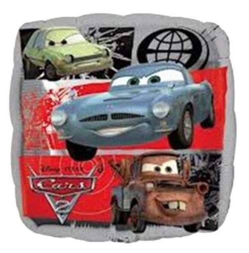 Μπαλόνι τετραγωνο Cars Disney