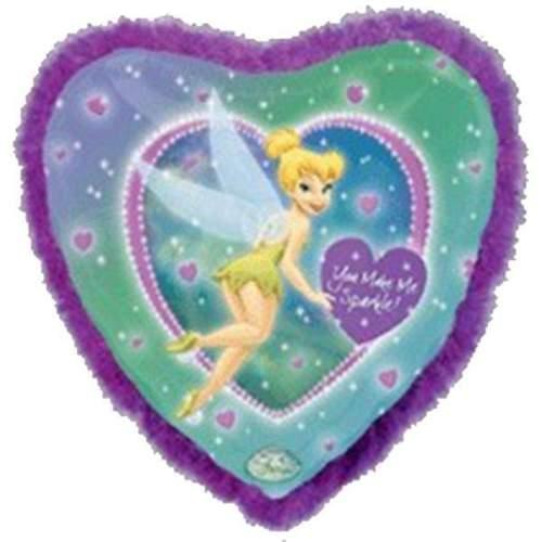 Μπαλόνι Tinkerbell καρδιά με φτερά