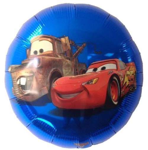 Μπαλόνι Cars Disney STREET